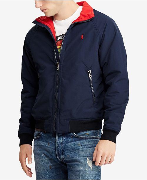 9981178b6238 Polo Ralph Lauren Men s Big   Tall Great Outdoors Water-Repellent Jacket