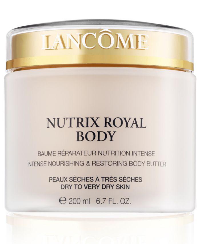 Lancôme Nutrix Royal Body Intense Nourishing & Restoring Body Butter, 7.0 Fl. Oz. & Reviews - Skin Care - Beauty - Macy's