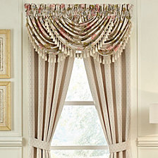 Croscill Carlotta Waterfall Window Valance