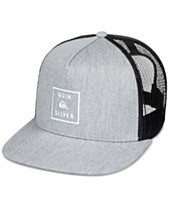 reputable site 4ca64 bc6f9 Quiksilver Men s Clipster Trucker Hat