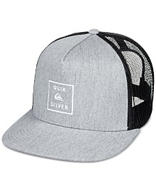 Quiksilver Men's Clipster Trucker Hat