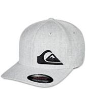 new concept 5888d bcaf5 Quiksilver Men s Final Flexfit® Logo Hat
