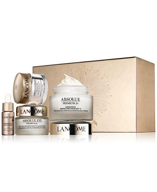 Lancome 4-Pc. Absolue Premium ßx Replenishing & Rejuvenating Regimen Set