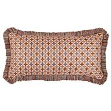 Croscill Lauryn Boudoir Decorative Pillow