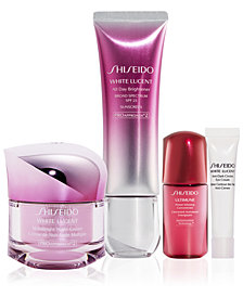 Shiseido Protect and Brighten Set