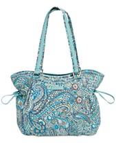 9718615d8779 Vera Bradley Iconic Glenna Small Shoulder Bag