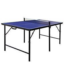 "Crossover 60"" Portable Table Tennis Table"
