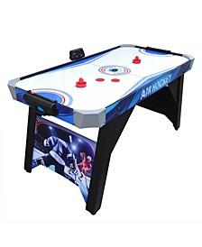 Warrior 5' Air Hockey Table