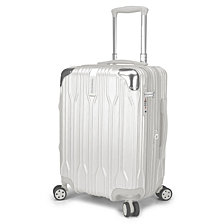 """Travel Select Bell Weather Expandable 20"""" Spinner Luggage"""