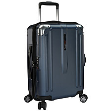 "Traveler's Choice New London 22"" 100% Polycarbonate Trunk Spinner"