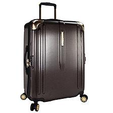 "Traveler's Choice New London 26"" 100% Polycarbonate Trunk Spinner"