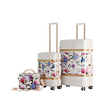 "Triforce Versailles 3pc Set 12""22""30"" Spinner Luggage"