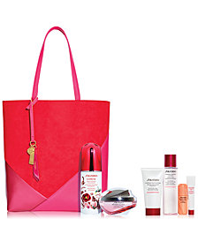 Shiseido 7-Pc. The Gift Of Ultimate Lifting Set, A $305.00 Value!