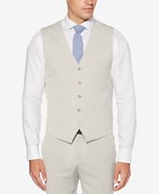 Perry Ellis Men's Slim-Fit Vest