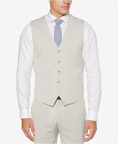 Perry Ellis Men's Slim-Fit Vest