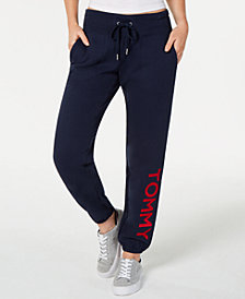 Tommy Hilfiger Sport Logo Fleece Sweatpants