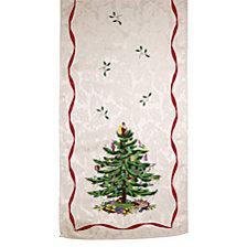 """Spode Christmas Tree Runner 90"""""""