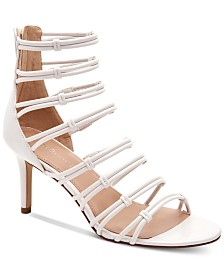 BCBGeneration Maria Caged Dress Sandals