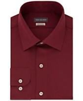 add2756118ea Van Heusen Men s Classic-Fit Micro Houndstooth Dress Shirt