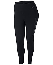 Nike Plus Size Dri-FIT Training Leggings