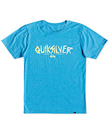 Quiksilver Little Boys Logo-Print T-Shirt