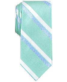 Nautica Men's Frankfort Slim Stripe Tie