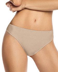 Leonisa 3-Pack High Cut Thong Panties 12909X3