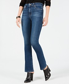 Joe's High Rise Honey Bootcut Jeans