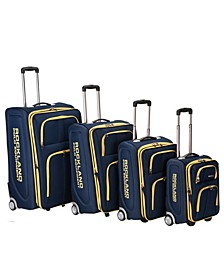 Varsity Polo 4-Pc. Softside Luggage Set