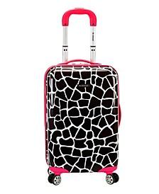 """20"""" Hardside Carry-On Luggage"""