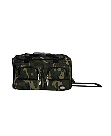 "22"" Carry-On Rolling Duffle Bag"