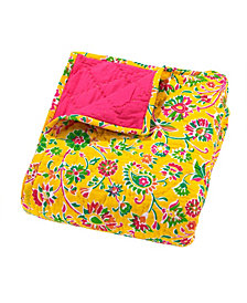 Masala Baby Moksha Reversible Quilt
