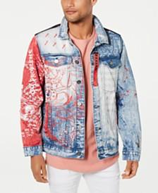 Reason Men's Worldwide Denim Jacket