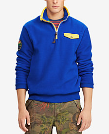 Polo Ralph Lauren Men's Great Outdoors Fleece Pullover