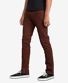 RVCA Men's Daggers Pigment Denim Jeans
