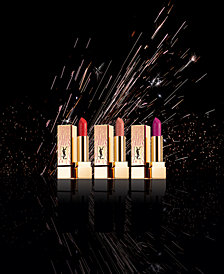 Buy 2 Yves Saint Laurent Dazzling Lights Rouge Pur Couture Lipsticks, Get 1 Free!