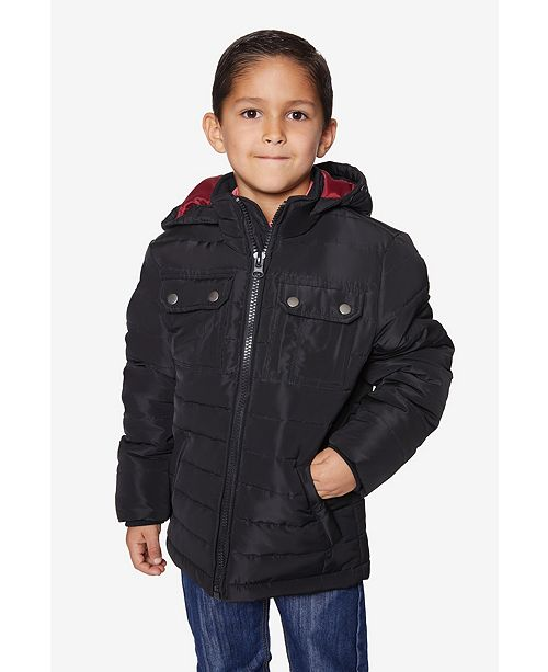 Buffalo David Bitton Puffer Jacket