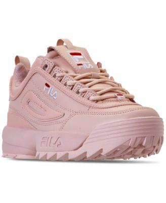 fila disruptor 2 blush rózsaszín