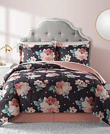 Elina Reversible 8-Pc. Comforter Set