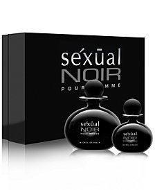 Michel Germain Men's 2-Pc. Sexual Noir Pour Homme Gift Set