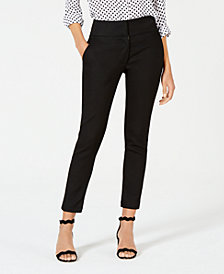 XOXO Juniors' Natalie Ribbed Skinny Trousers