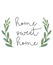 Home Sweet Home Wall Quote
