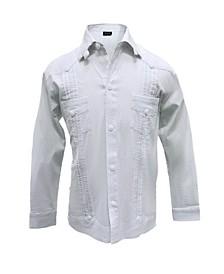 Boys Guayabera Shirt