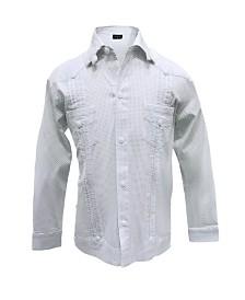 ROSIR Boys Guayabera Shirt