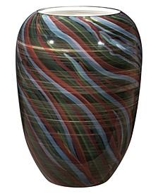 Large Galax Vase