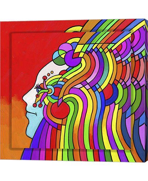 Metaverse Pop Art Cosmic by Howie Green