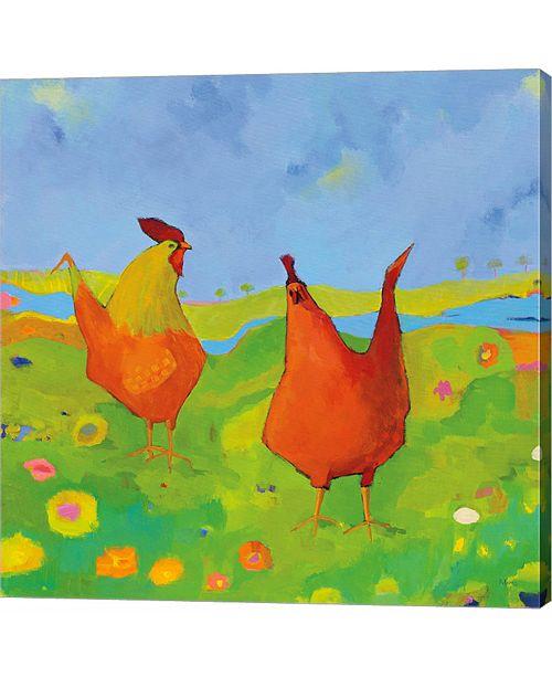 Metaverse Spring Has Spru by Phyllis Adams