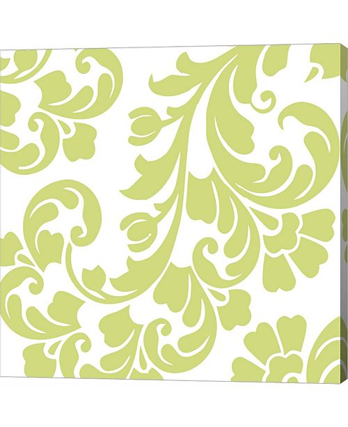 Metaverse Calyx Damask by Color Bakery