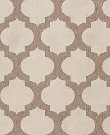 "Surya Alfresco ALF-9586 Cream 18"" Square Swatch"