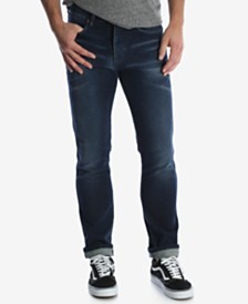 Wrangler Men's Slim Straight Fit Jeans